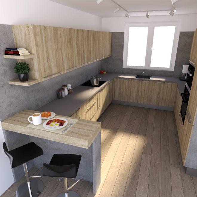 vizualizacia kuchyne a interieru na mieru trenčin qstudio (9)